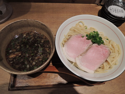 牛骨つけ麺(300g)(850円)