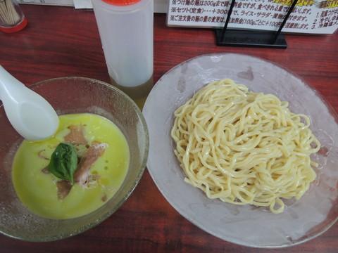 えんどうさん家のつけ麺(300g)(1000円)