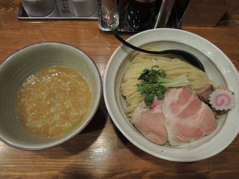 鶏つけ麺(特盛)400g(1000円)