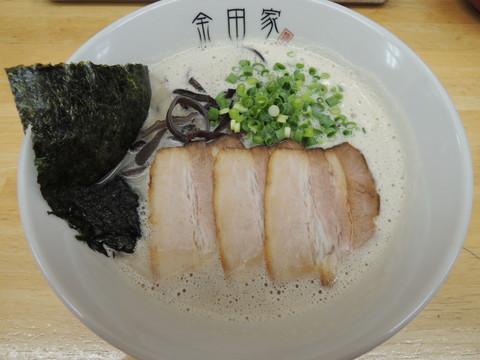 黒豚らーめん(650円)