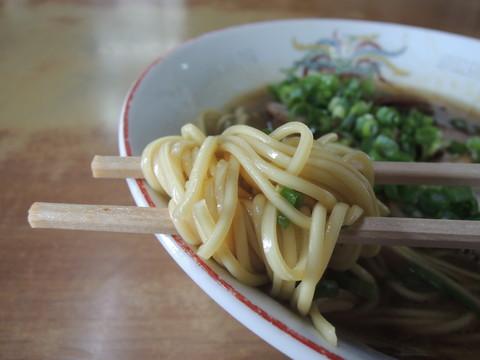 中華そばの麺