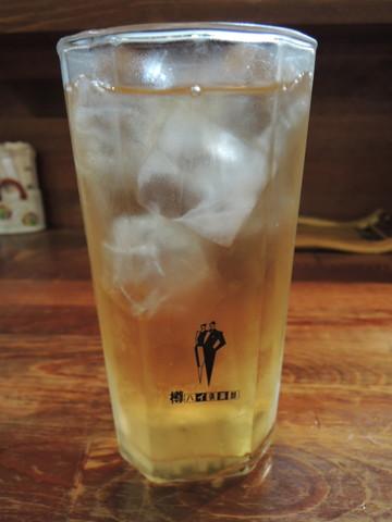 梅酒水割り(420円)