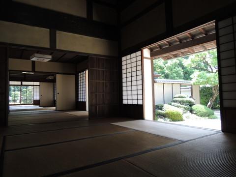 鴻池新田会所(本屋内の座敷)