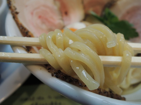 豚CHIKIつけ麺(1玉)+チャーシューの麺