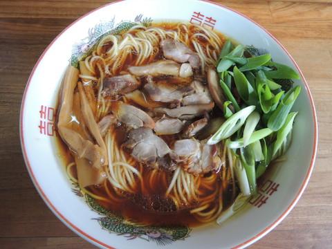 中華そば(並)(600円)
