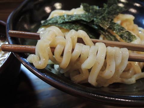 つけ麺(300g)の麺