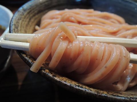 つけ麺 アメリケーヌ 大盛の麺