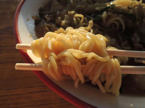 ・サイカラーメン 小(1玉)の麺