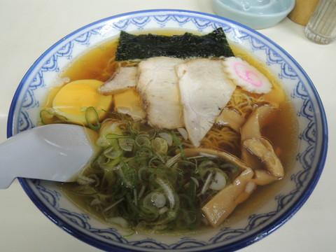 千秋麺(735円)