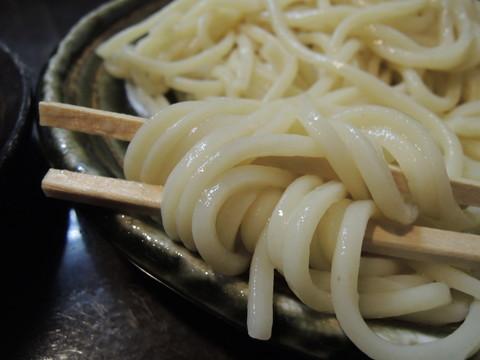 濃厚つけそば 小(200g)の麺