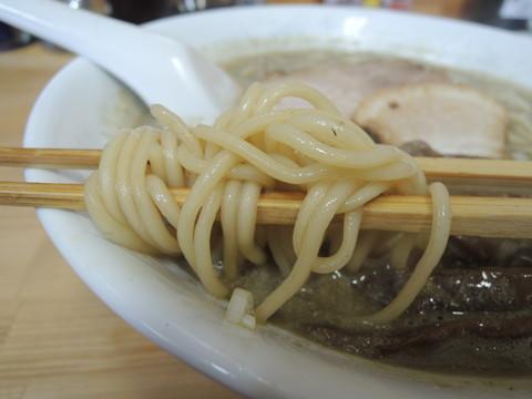 ごくえぎ(細麺)の麺