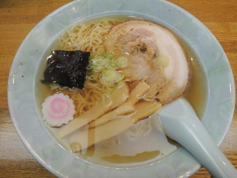 支那麺(550円)