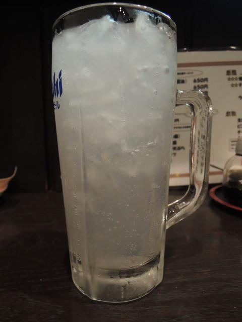 チューハイレモン(350円)
