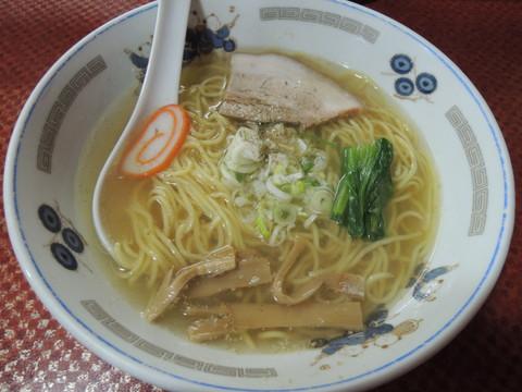 ラーメン(450円)