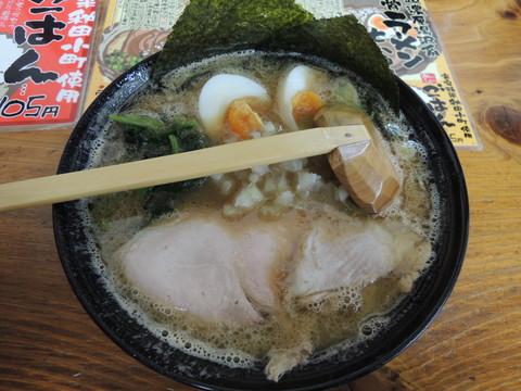 豚骨ラーメン(醤油)(780円)