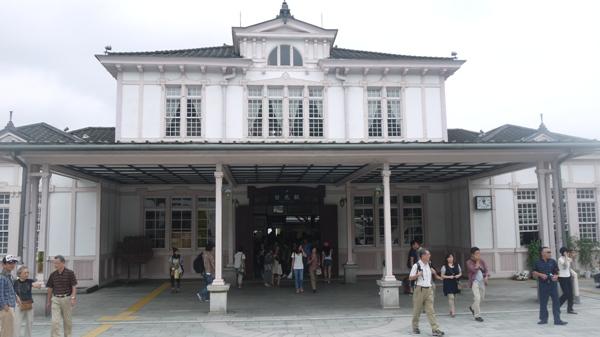 JR日光駅 外部