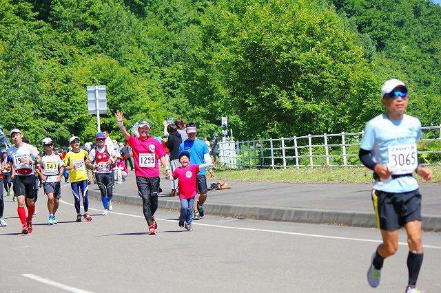 サロマ湖100キロマラソン 085