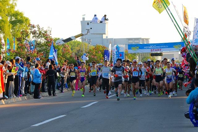 サロマ湖100キロマラソン 003