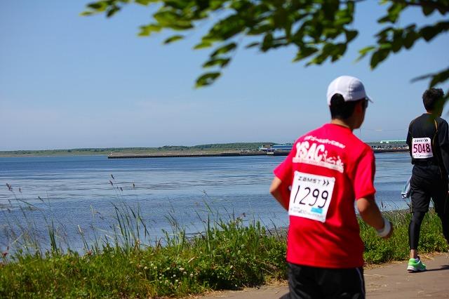 サロマ湖100キロマラソン 208