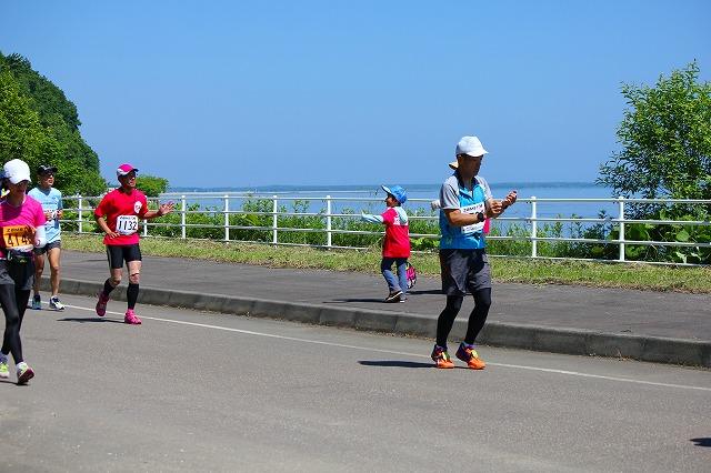 サロマ湖100キロマラソン 118