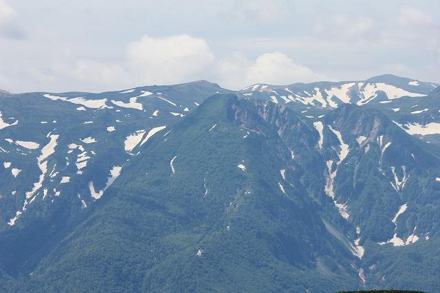表大雪・黒岳