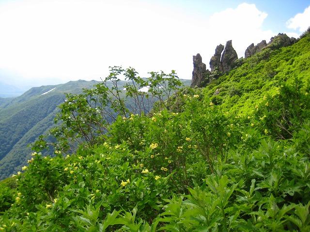 マネキ岩 (3)