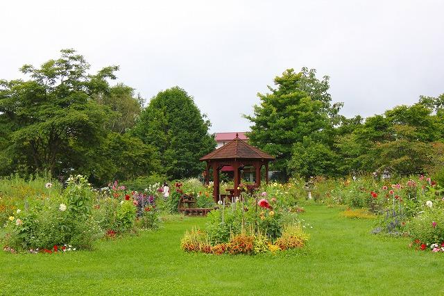 メインの庭