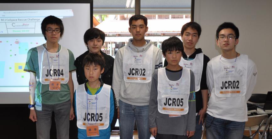 robocup japan 2013 cospe