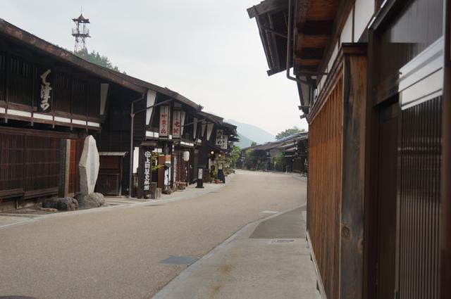 いいねぇ、奈良井宿
