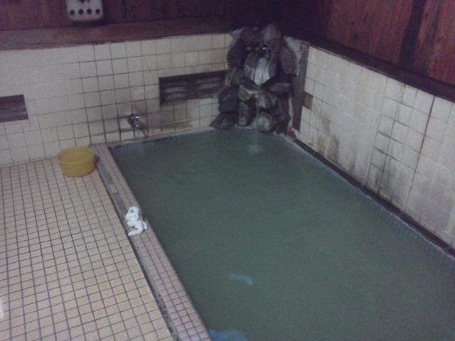 11月の滝之湯