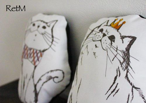 Reinette et Mirabelleの部屋-猫グッズ