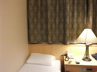 フェリーの部屋