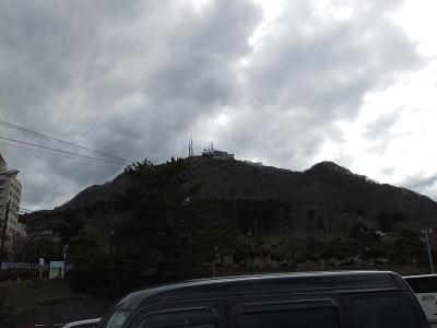 函館山ロープウェー