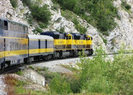 916アラスカ鉄道