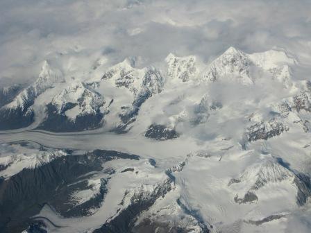 916機内氷河