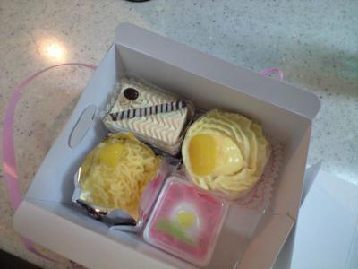 僊菓堂ケーキ