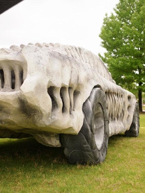 獣駆輪 水平式底床型 骨相像6_R