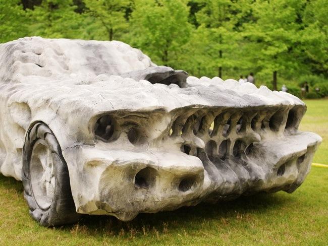 獣駆輪 水平式低床型 骨相像7_R