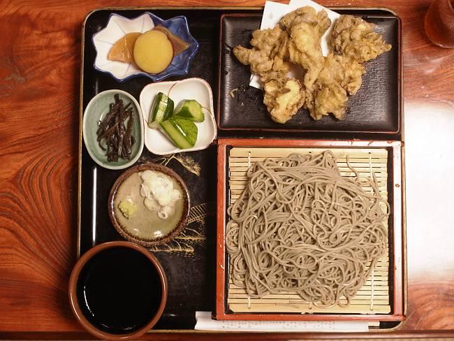 三頭山荘 食事-s