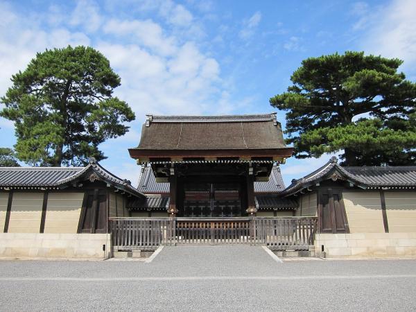 京都御所2〔フリー写真〕