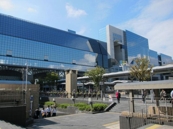 京都駅1〔フリー写真〕