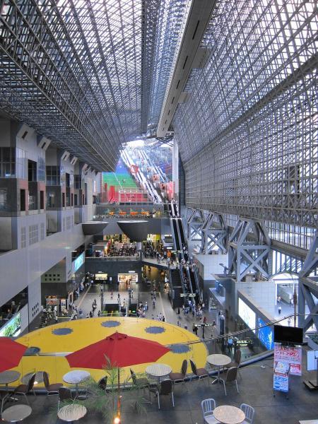 京都駅2〔フリー写真〕