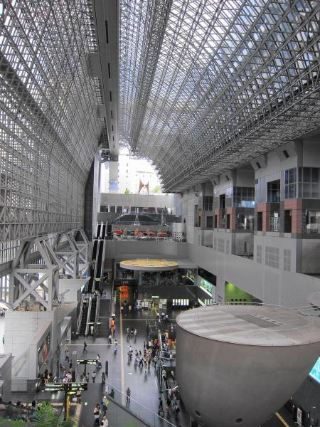 京都駅4〔フリー写真〕