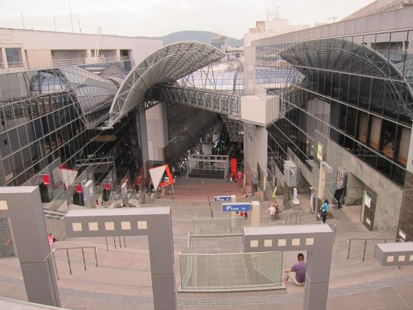 京都駅6〔フリー写真〕