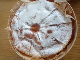 レスポワールチーズケーキ