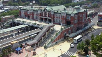 20130525-深谷駅 近隣ビルから (1)