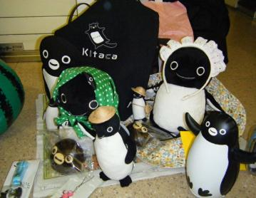 20130720-ICOCA ペンギンさんのさかざきちはる展 (6)-加工