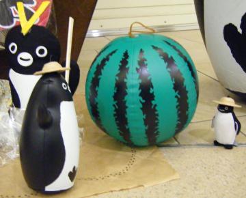20130720-ICOCA ペンギンさんのさかざきちはる展 (15)-加工