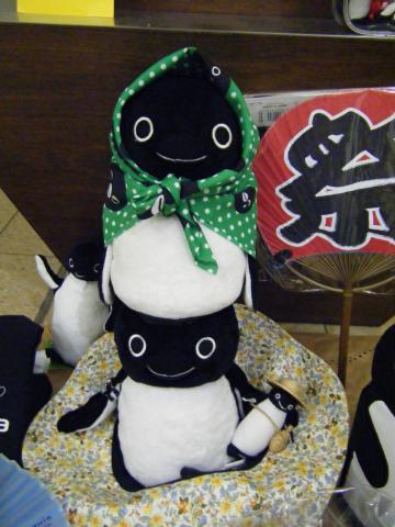 20130720-ICOCA ペンギンさんのさかざきちはる展 (19)-加工