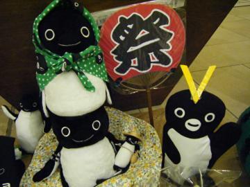 20130720-ICOCA ペンギンさんのさかざきちはる展 (20)-加工